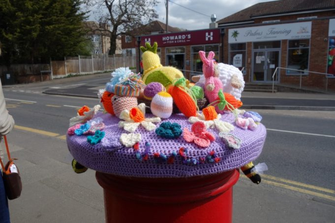 Easter Bonnet 2021 from behind on the right | Phil Coley