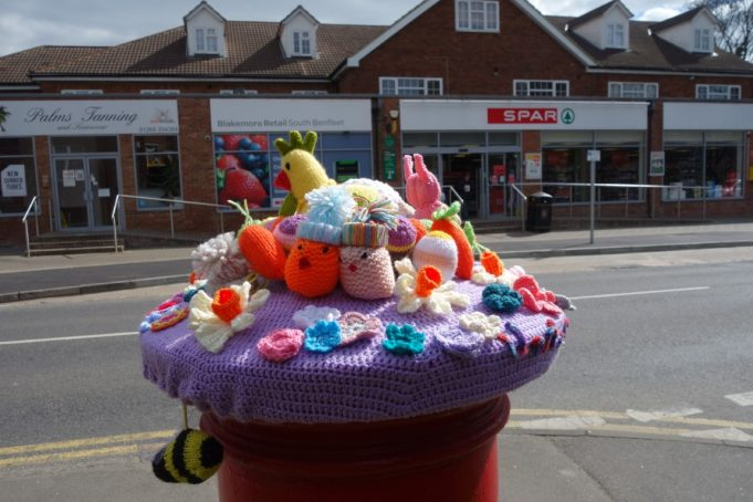 Easter Bonnet 2021 from behind on the left | Phil Coley