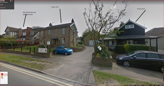Mayes and its surroundings today | Google Street View