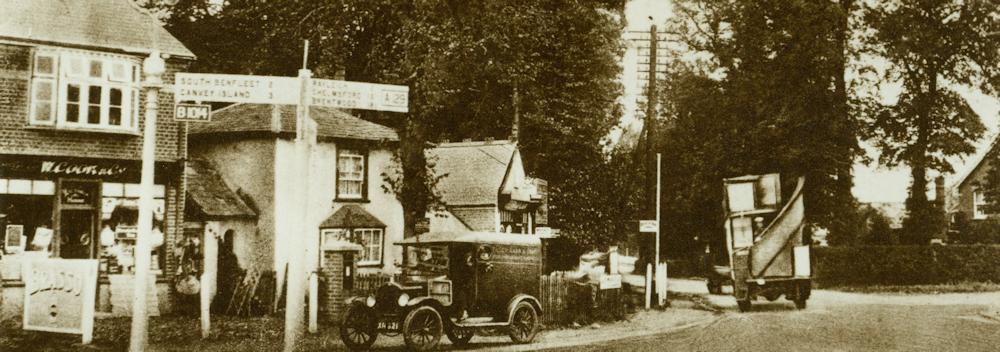 Victoria House Corner c.1925
