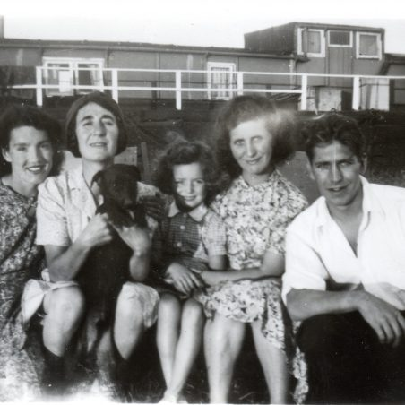 Hearts of Oak - The Montgomery, Gajardo, Andrew / James families | Peter Andrew