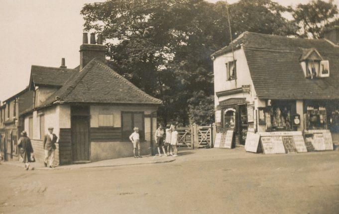 Benfleet Institute 1892-1932