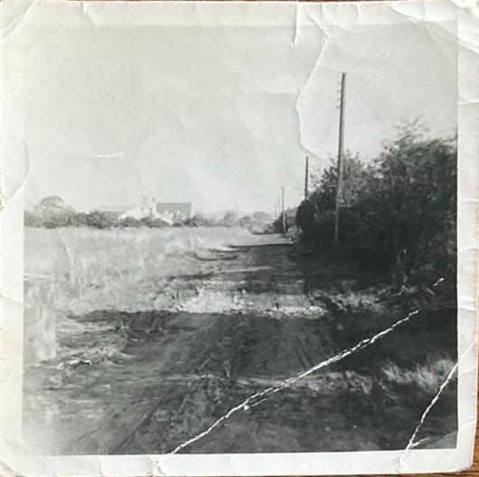 Arundel Road looking east c.1960 | Pat White