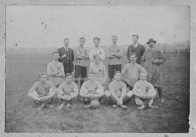 Benfleet Football Club 1920 | Patrick Grant