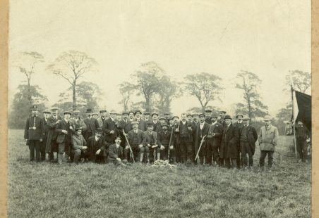 Sport clubs in Benfleet in the early 20th Century