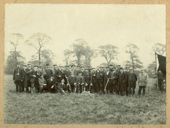 The Anchor Benfleet Shooting Club 1913 | Patrick Grant