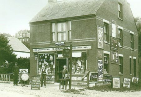 Wheelers Rest and Packham Brothers Motor Garage