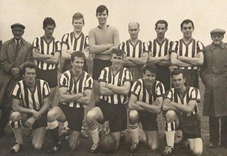 Benfleet FC - c.1962