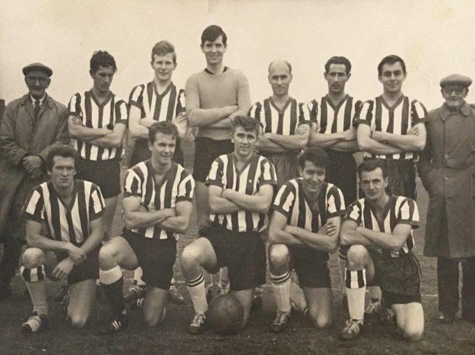 Benfleet FC circa 1962   Andrew Wilson