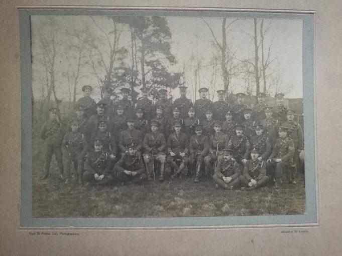Herbert Mills' Company Great War | Andrew Thrush