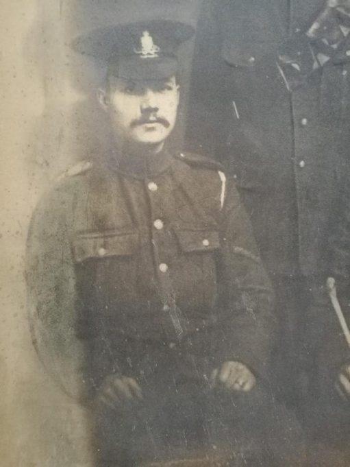 Herbert Mills in the Great War | Andrew Thrush