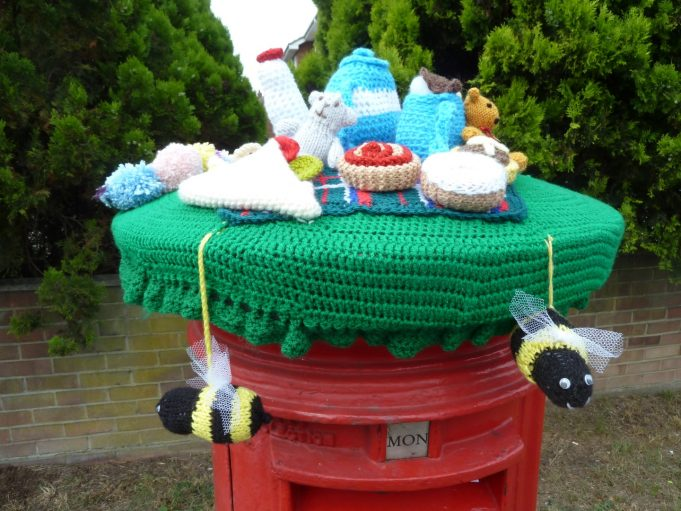 Teddy Bears Picnic from the front | Phil Coley