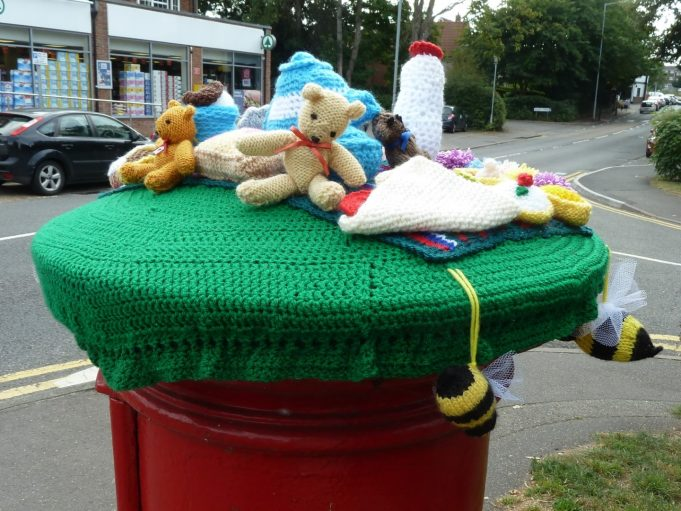 Teddy Bears Picnic from the back | Phil Coley
