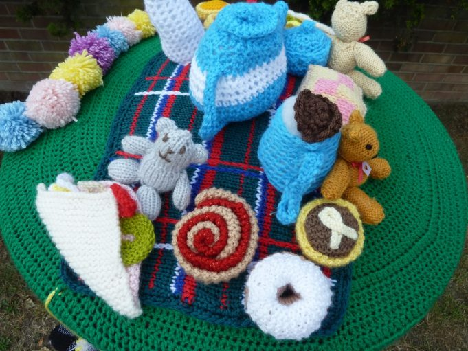 Teddy Bears Picnic from the top | Phil Coley